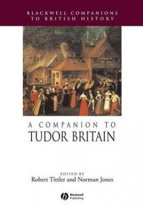 Companion to Tudor Britain Cover